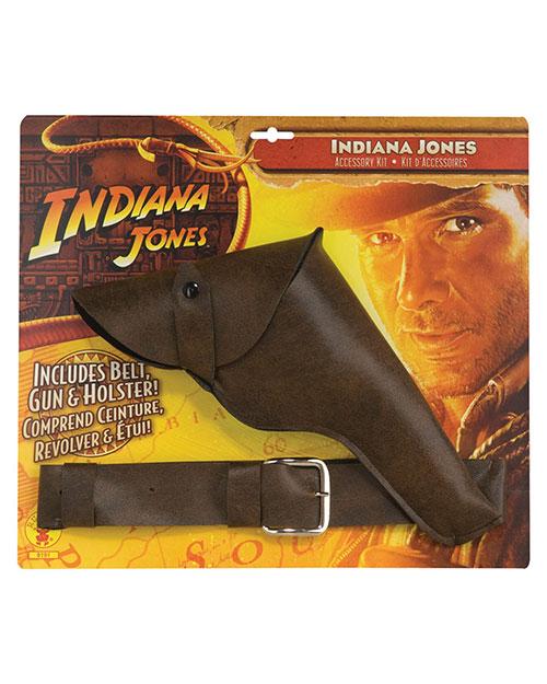 Halloween Costumes RU8191 Unisex Indi Jones Gun With Belt And Holster at GotApparel
