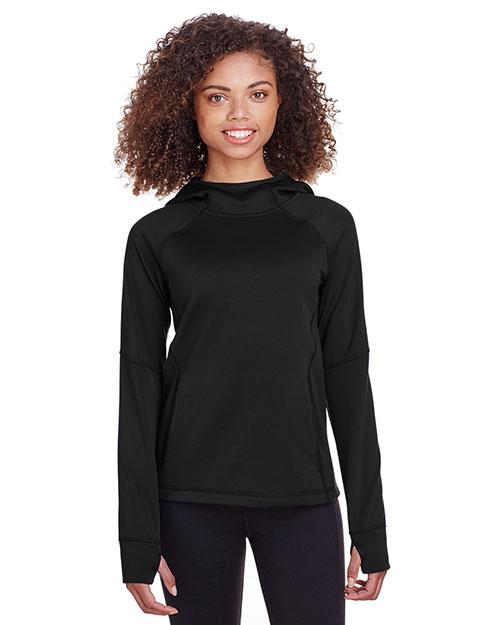 Custom Embroidered Spyder S16521 Women Hayer Hooded Sweatshirt at GotApparel