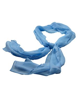 Edwards SC56 Women Crinkle Solid Chiffon Scarf at GotApparel