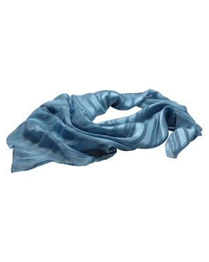 Edwards SC57 Women Solid With Mixed Weave Square Scarf at GotApparel