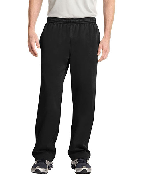 Sport-Tek® ST237 Men Sport-Wick Fleece Pant at GotApparel