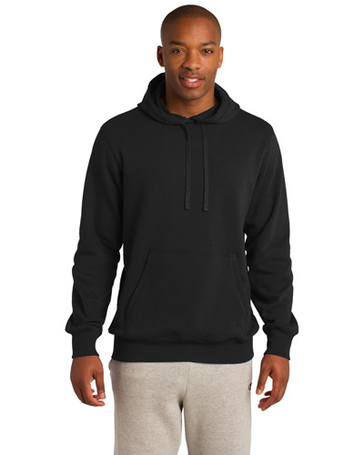 Sport-Tek® TST254 Men Tall Pullover Hooded Sweatshirt at GotApparel