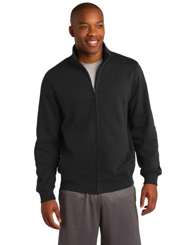 Sport-Tek® ST259 Men Full-Zip Sweatshirt at GotApparel