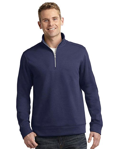 Sport-Tek® ST291 Men Repel 1/4-Zip Pullover at GotApparel