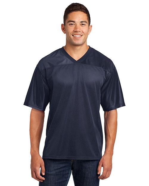 Sport-Tek® ST307 Men PosiCharge® Replica Jersey at GotApparel