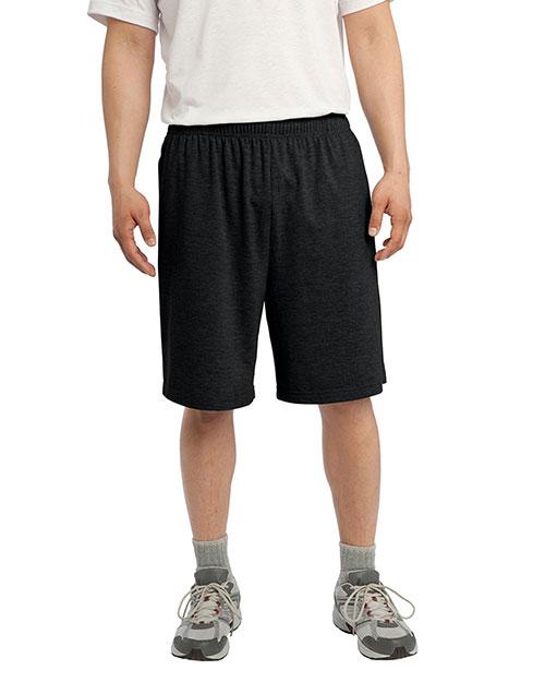 Sport-Tek® ST310 Men Jersey Knit Short With Pocket at GotApparel