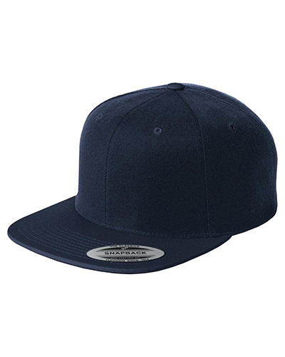 Sport-Tek® STC19 Men Flat Bill Snapback Cap at GotApparel