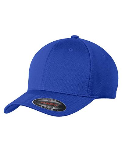 Sport-Tek® STC22 Men Flexfit Cool & Dry Poly Block Mesh Cap at GotApparel