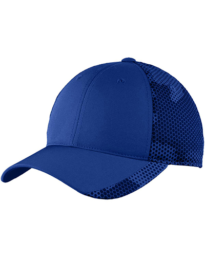 Sport-Tek® STC23 Men Camohex Cap at GotApparel