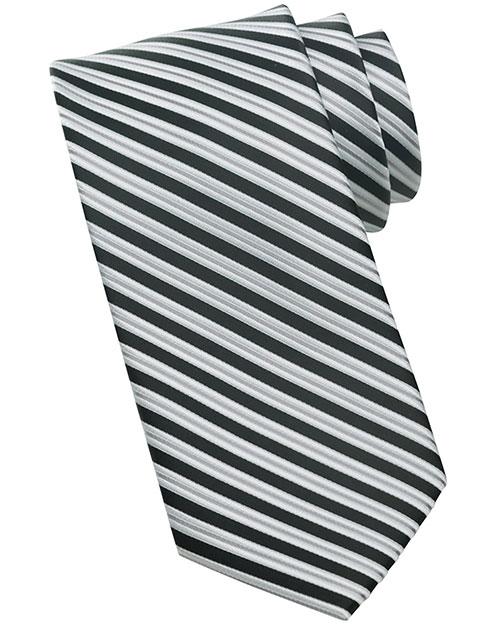 Edwards T008 Men Triple Stripe Tie at GotApparel