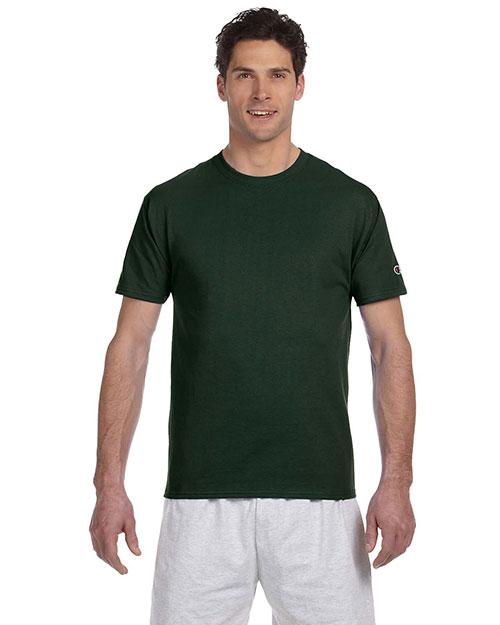 Custom Embroidered Champion T525C Men 6.1 Oz. Short-Sleeve T-Shirt at GotApparel