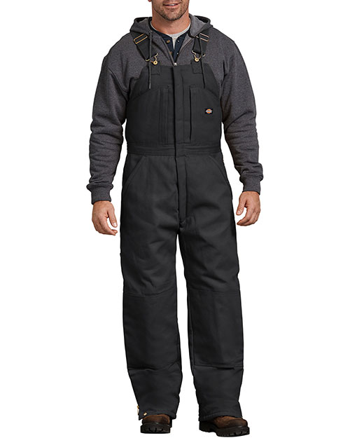 Dickies TB839 Unisex Duck Insulated Bib Overall at GotApparel