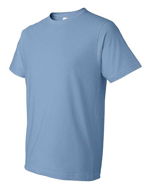 Anvil THR100 Adult Thrdlss Crewneck T-Shirt at GotApparel