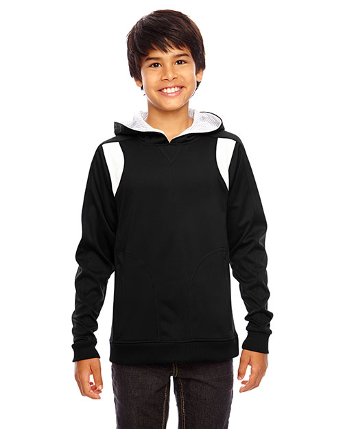 Team 365 TT30Y Boys Elite Performance Hoodie at GotApparel