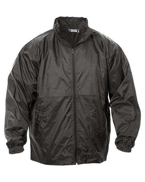 Clique New Wave UQO00001 Men Windon Full Zip Jacket at GotApparel