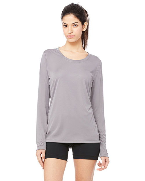 All Sport W3009 Women For Team 365 Performance Long-Sleeve T-Shirt at GotApparel