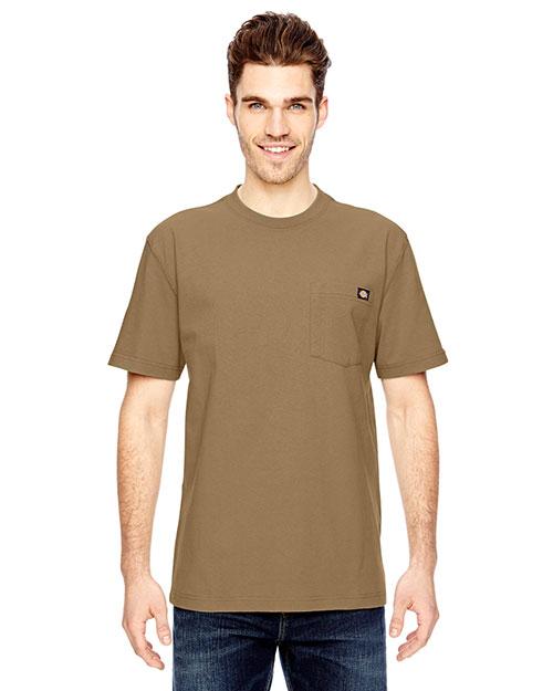 Dickies Workwear WS450T Adult 6.75 Oz. Heavyweight Tall Work T-Shirt at GotApparel