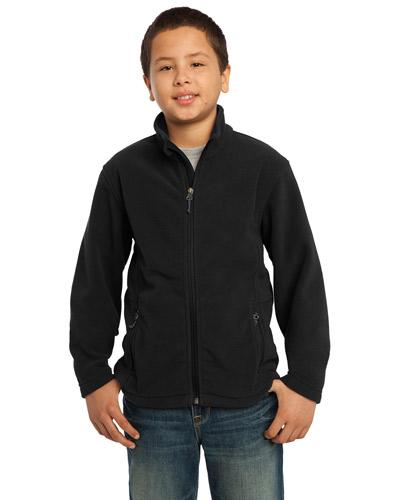 Port Authority Y217 Boys Value Fleece Jacket at GotApparel