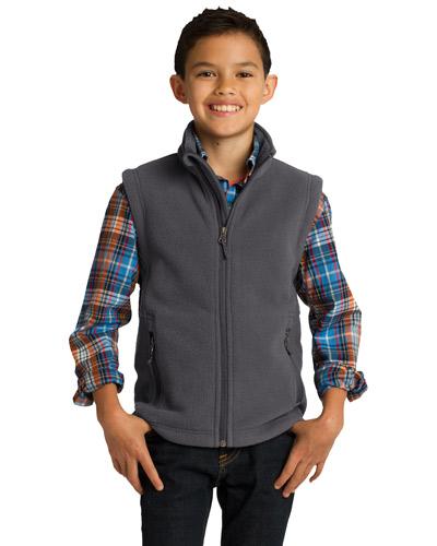 Port Authority Y219 Boys Value Fleece Vest at GotApparel