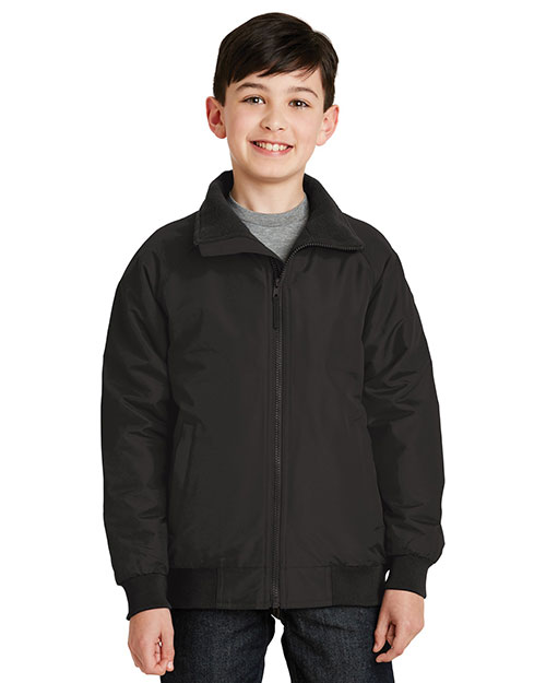 Port Authority Y328 Boys Charger Jacket at GotApparel
