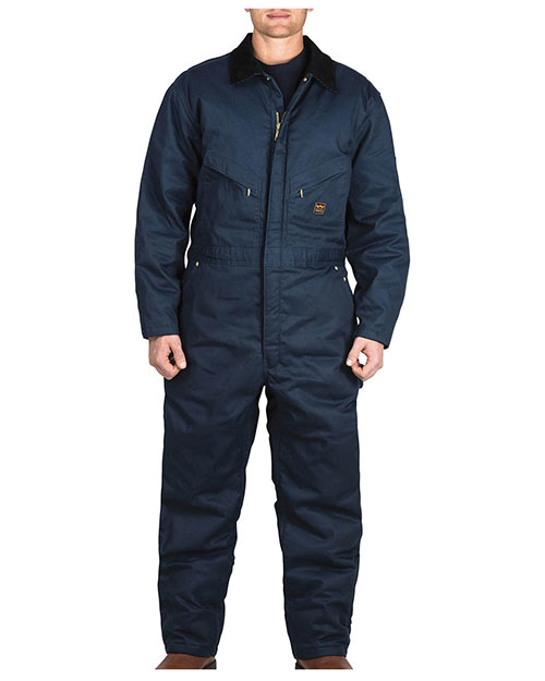 Walls Outdoor YV319 Men Zero-Zone Twill Insulated Coverall at GotApparel