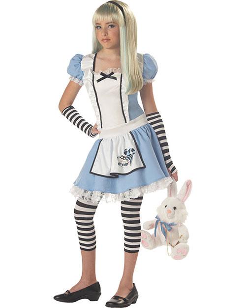 Halloween Costumes CC04012LG Girls Alice Tween Lg 10-12 at GotApparel