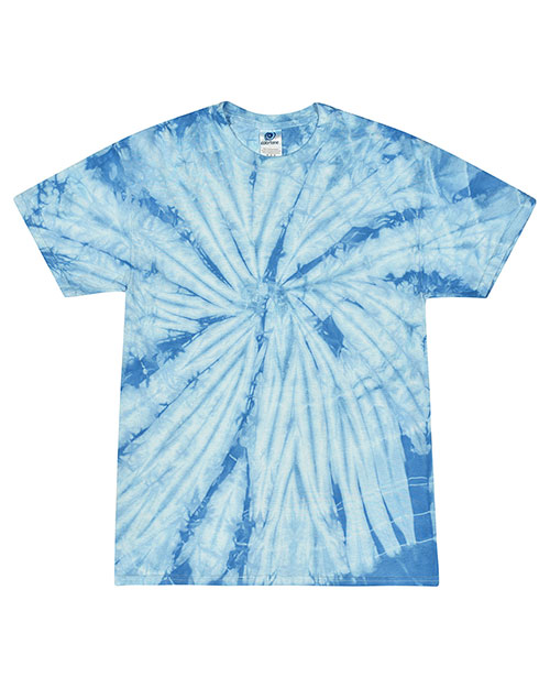 Tie-Dye CD100Y Boys 5.4 oz. 100% Cotton T-Shirt at GotApparel