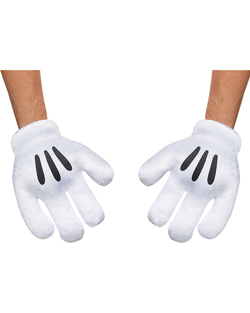 Halloween Costumes DG85582AD Adult Mickey Mouse Gloves at GotApparel