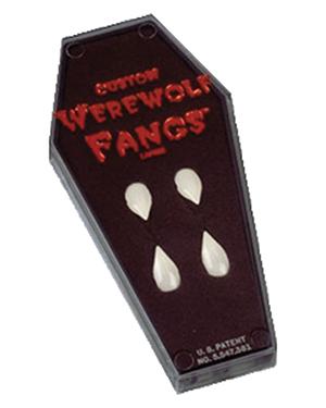 Halloween Costumes EA901 Unisex Morris  Fangs Werewolf In Coffin at GotApparel