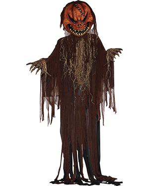 Halloween Costumes FM68688 Unisex Morris  Scary Pumpkin Prop 12 Ft at GotApparel