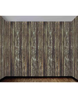 Halloween Costumes FM68908 Unisex Wood Wall Roll 20 X 4 at GotApparel