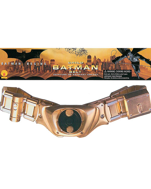 Halloween Costumes RU2474 Boys Batman Belt Child at GotApparel