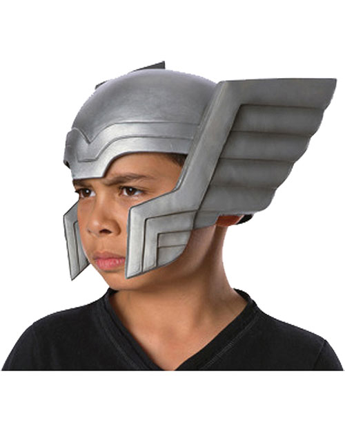 Halloween Costumes RU35645 Boys Thor Helmet Child at GotApparel