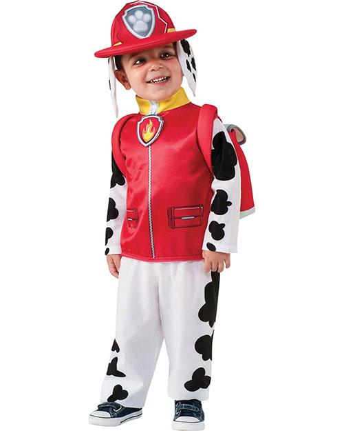 Halloween Costumes RU610501T Toddler Marshall Paw Patrol  at GotApparel