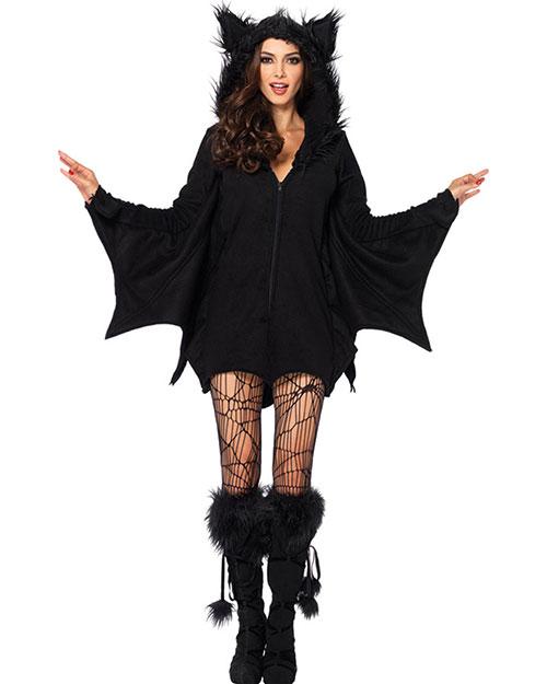 Halloween Costumes UA85311XXX Women Morris  Bat Cozy at GotApparel