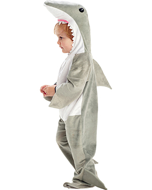 Halloween Costumes UR26992TLG Morris  Shark Toddlers 2t-4t at GotApparel