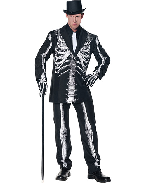 Halloween Costumes UR28390 Men Bone Daddy Std at GotApparel
