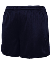 Champion 0018BL women  Solid Track Short at GotApparel