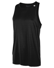 Champion 0018TY boys Solid Track Singlet at GotApparel