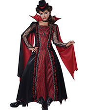 California Costumes 00502 Girls Victorian Vampira / Child at GotApparel