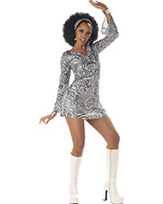 California Costumes 00956 Women Disco Diva / Adult at GotApparel