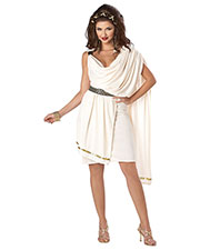 California Costumes 01151 Women Deluxe Classic Toga / Adult at GotApparel