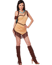 California Costumes 01313 Women Native American Beauty / Adult at GotApparel