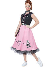 California Costumes 01391 Women 50s Sweetheart / Adult at GotApparel