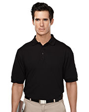 Tri-Mountain 014 Men Sentinel Knit Polo Shirt at GotApparel