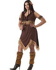 California Costumes 01666 Women Sexy Indian Princess / Plus at GotApparel