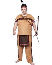 California Costumes 01728 Men Native American Brave / Plus at GotApparel