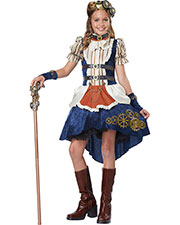California Costumes 04090 Girls Steampunk Fashion Girl / Tween at GotApparel
