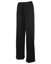 Champion 0520BG Girls  Contour Wide Leg Pant at GotApparel