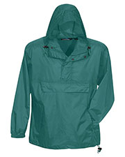 Tri-Mountain 1000 Men Navigator Unlined Anorak Hooded Jacket at GotApparel